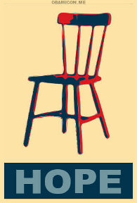 Chair, Hope